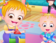 Baby Hazel Sibling Trouble Game