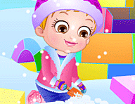 Baby Hazel Winter Fun Game